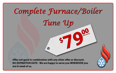 $79 furnace/boiler tune-up